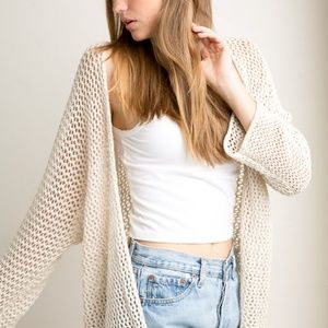 Brandy Melville -  Lucie Cardigan - ONE SIZE